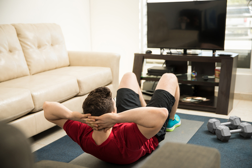 4 Great Workouts If You're Lazy