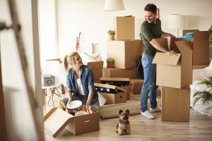Must-Do's Before Moving in Together