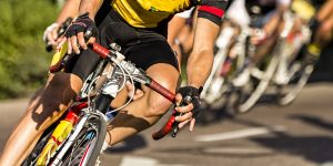 Keeping it healthy with cycling