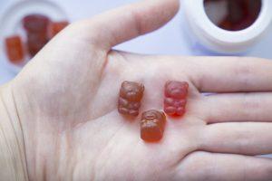 gummy bears vitamin supplement