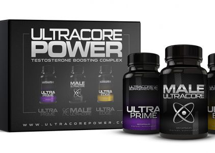 The Next Generation of Testosterone Boosters? UltraCore Power Product Review